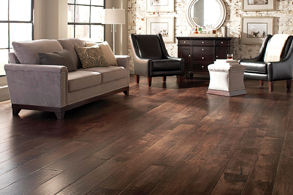 We carry an array of residential flooring options to fit your budget and lifestyle.