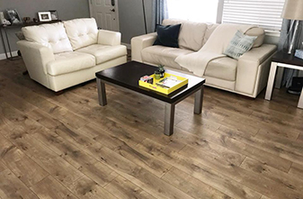 Laminate Flooring Project by Fine Floorz in Walnut Creek
