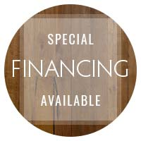 Flexible financing available - you can have those new floors!